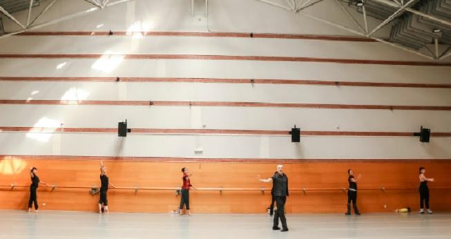 danza  Los bailarines de la CND vuelven a su sede