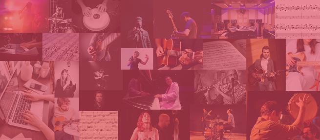 cursos de verano 2020  Cursos Intensivos presenciales y online de Música Creativa