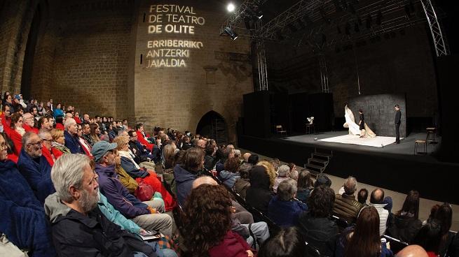 festivales  El Festival de Teatro de Olite presenta una programación multidisciplinar y con protagonismo para compañías navarras
