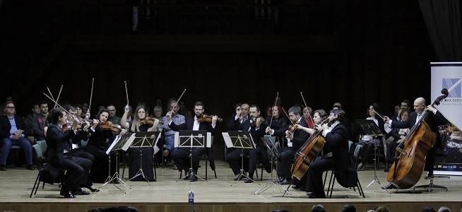 novedades  José Serebrier y Marc Satterwhite componen para el próximo trabajo discográfico de Concerto Málaga