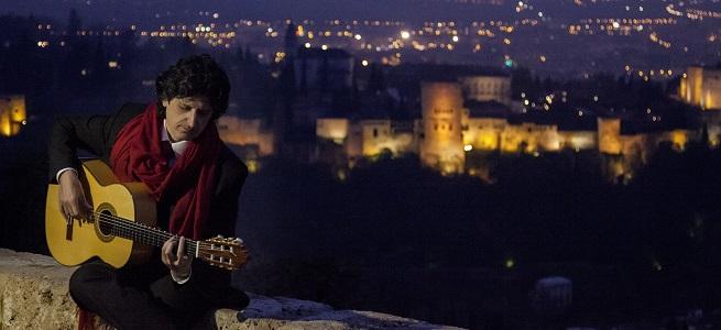 festivales  Continúa la serie del Digital Granada Festival con el guitarrista Juan Manuel Cañizares