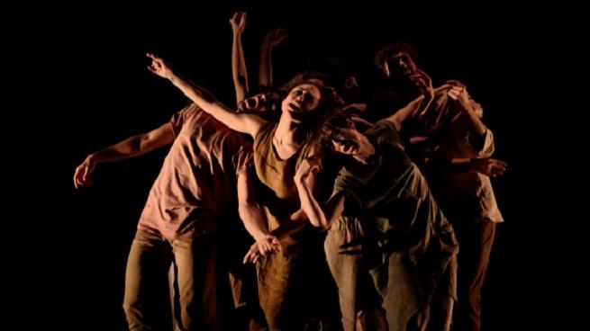 contemporanea danza  Sara Cano presenta Vengo!: flamenco, danza contemporánea y folklore en los Teatros del Canal