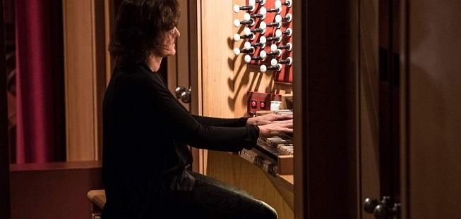 antigua  El órgano del Auditorio Alfredo Kraus vuelve a sonar con la música de Haendel de la mano de Mar Tejadas
