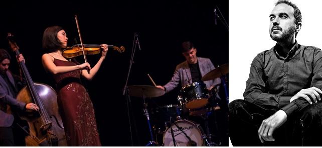 jazz  Moisés P Sánchez Project o Maureen Choi Quartet dentro de Jazz Palacio Real
