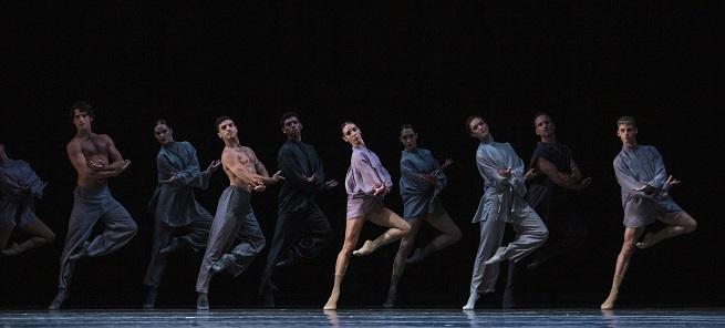 contemporanea danza  La Compañía Nacional de Danza inaugura los Veranos de la Villa 2020