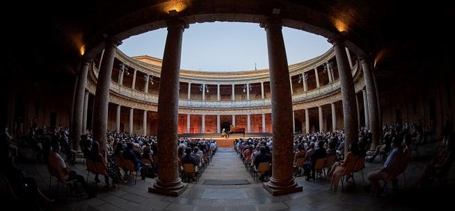 festivales  Balance de la 69 edición del Festival Internacional de Música y Danza de Granada
