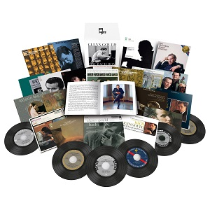 novedades  Glenn Gould, The Complete Bach Collection