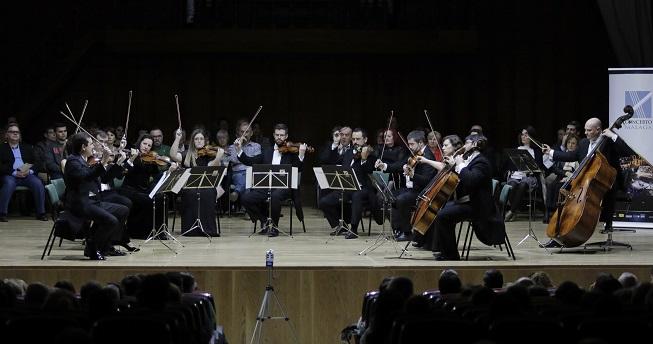 clasica  Concerto Málaga clausura su temporada de conciertos y graba su próximo cd con obras inéditas del siglo XVIII español