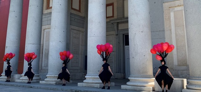 para ninos  Aracaladanza baila Summertime en Veranos de la Villa