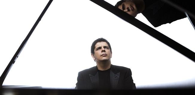 festivales  Javier Perianes, con la Bilbao Orkestra Sinfonikoa, en la Quincena Donostiarra