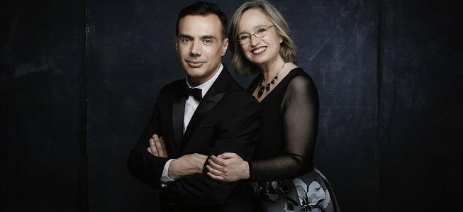 festivales  El Festival de Música de Sant Pere de Rodes  finaliza con un concierto  de Carles & Sofia Piano Dúo