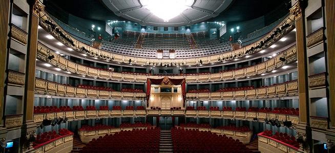 actualidad  El Teatro Real limita al 65 % el aforo en cada una de sus zonas