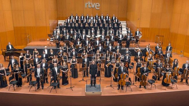clasica  Doce estampas musicales para una Noche de Verano, con la Orquesta Sinfónica y el Coro RTVE
