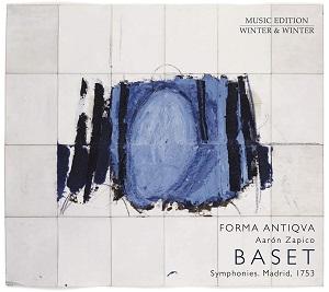 novedades  Forma Antiqva recupera en un cd las Sinfonías de Baset