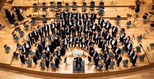 festivales  La Orquesta Sinfónica de Castilla y León en el Otoño Musical Soriano