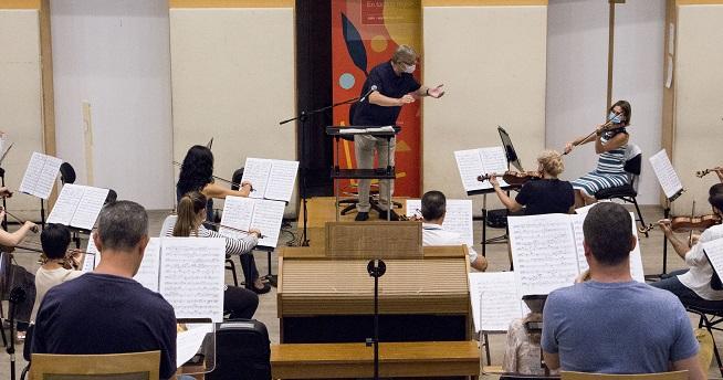 temporadas  La Fundación Orquesta y Coro de la Comunidad de Madrid presenta su temporada 2020/2021