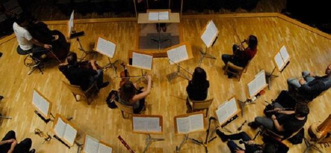 contemporanea  Grandes formaciones de música instrumental y de cámara, en el Festival de Ensembles de los Teatros del Canal