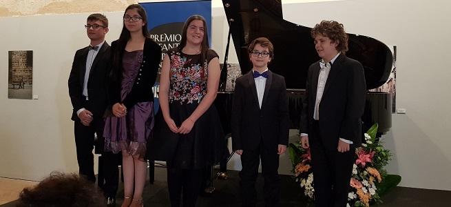 convocatorias concursos  Abierta la inscripción del 24 Premio Infantil de Piano Santa Cecilia – Premio Hazen