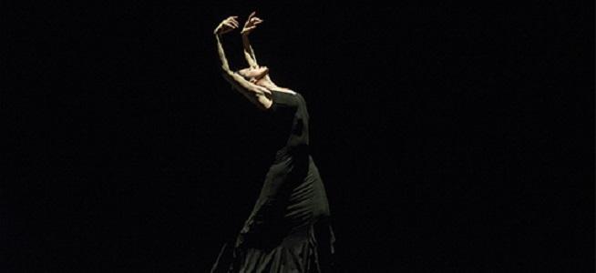 contemporanea danza  María Pagés baila Paraíso de los negros en los Teatros del Canal
