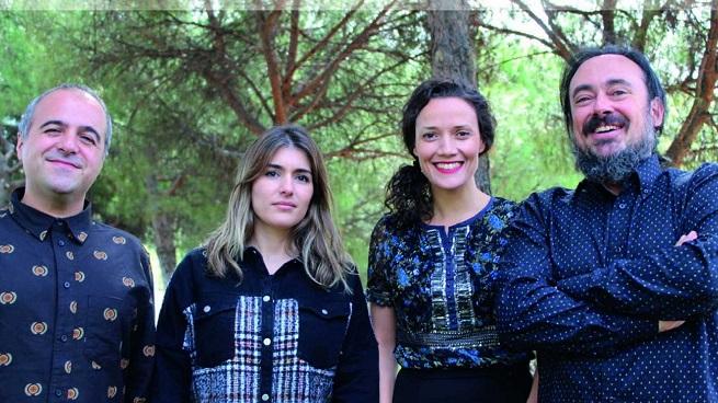 jazz  Federico Lechner Tango Jazz Trio y Sheila Blanco en las Noches del Monumental, de RTVE