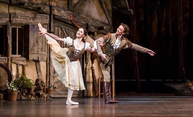 clasica danza  Cine Yelmo proyecta el balletGiselleen la versión de la Royal Opera House