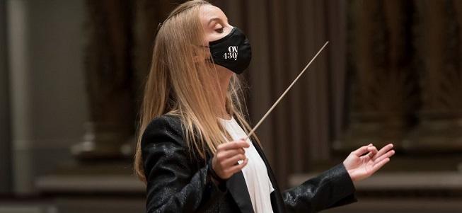 actualidad  Isabel Rubio debuta como Directora Asociada de la Orquestra Vigo 430