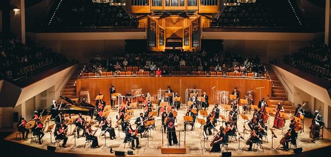 clasica  Fantasía, magia y misterio con la Orquesta Metropolitana de Madrid y Silvia Sanz Torre