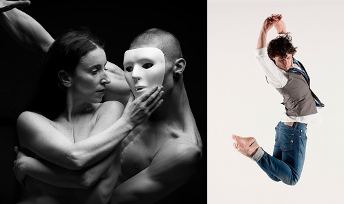 actualidad  Jesús Carmona e Iratxe Ansa, galardonados con los Premios Nacionales de Danza 2020