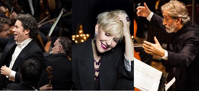 temporadas  Grandes nombres en los conciertos del Auditorio y Jornadas de Piano Luis G. Iberni