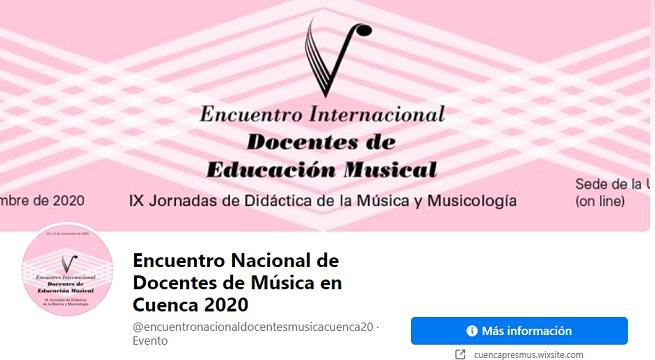teoria y practica  Encuentro Internacional de Docentes de Música