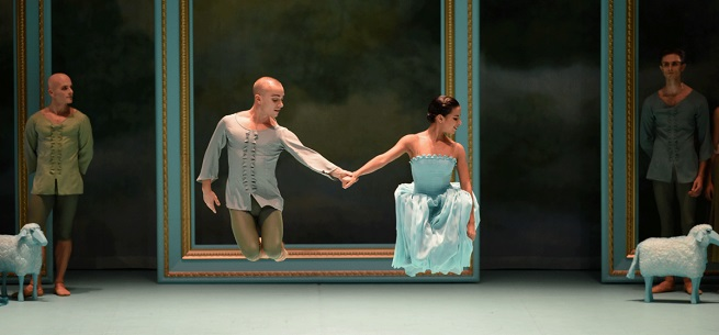 contemporanea danza  El Malandain Ballet Biarritz debuta en el Gran Teatre del Liceu con Marie Antoinette