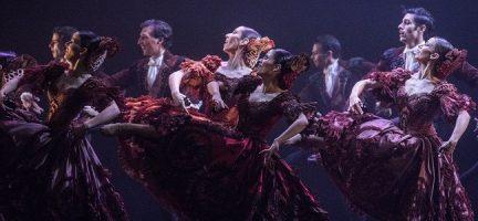 """""""Invocación"""" de Ballet Nacional de España en el Teatro Villamarta de Jerez © Javier Fergo"""