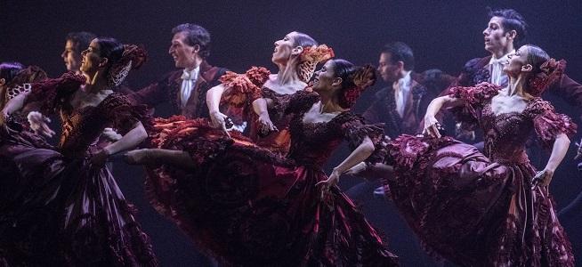 espanola  El Ballet Nacional de España comienza las giras de 'Invocación' en el Teatro Circo de Albacete