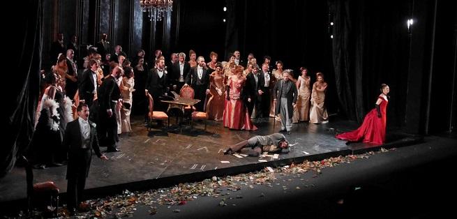 lirica  El Gran Teatre del Liceu pone a la venta las entradas para La Traviata que se pondrá en escena estas navidades