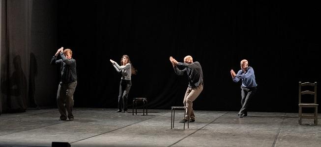 contemporanea danza  Carmen Cortés y Carmen Werner estrenan sus nuevos espectáculos de danza en Naves del Español en Matadero