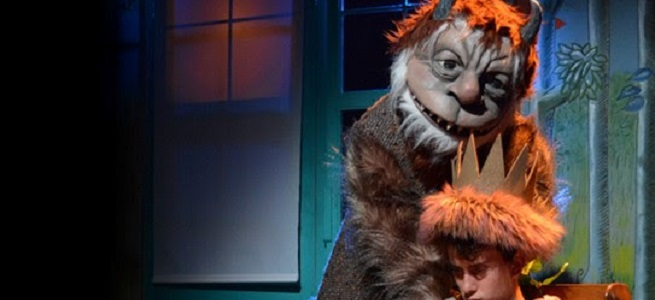 para ninos  Donde viven los monstruos y El gran juego de Verdi en el ciclo infantil Los domingos al teatro