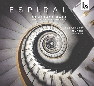 cdsdvds  Espiral: música contemporánea, sí, música contemporánea