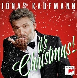 novedades  Ya es Navidad con Jonas Kaufmann