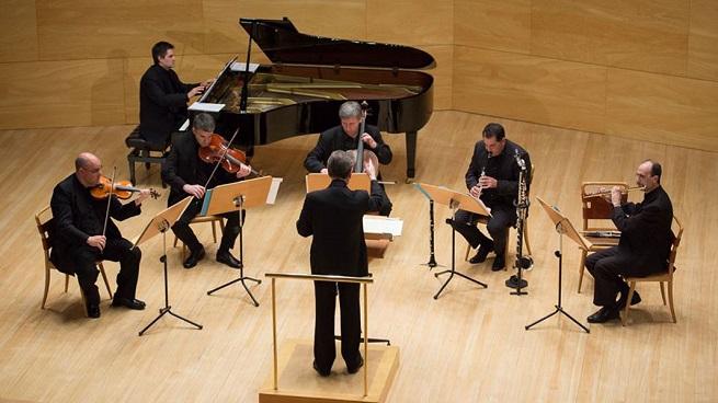 concursos  Concierto final del XXXI Premio Jóvenes Compositores 2020 Fundación SGAE CNDM