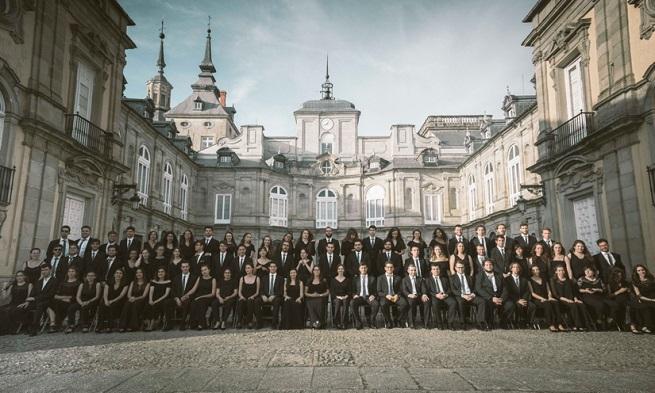 clasica  Concierto de Santa Cecilia con la Orquesta Sinfónica del Real Sitio