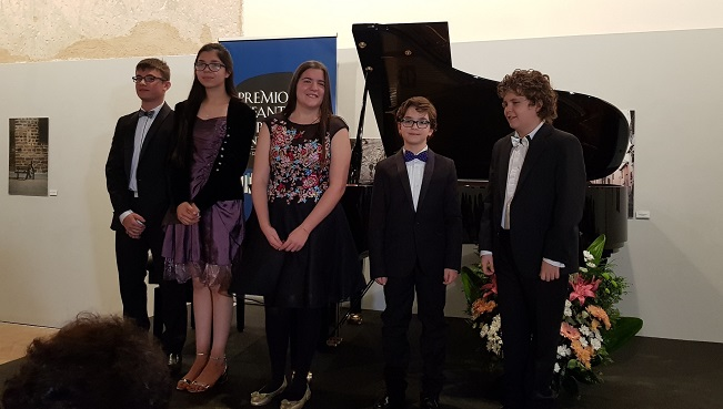 concursos  La semifinal del 24 Premio Infantil de Piano Santa Cecilia podrá seguirse online