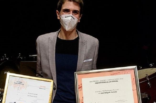 premios  Juan Delgado Serrano, XXXI Premio Jóvenes Compositores 2020 de la Fundación SGAE CNDM