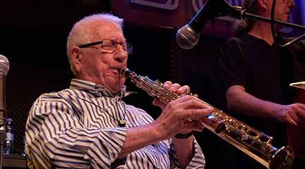notas  Fallece el gran maestro del jazz Pedro Iturralde