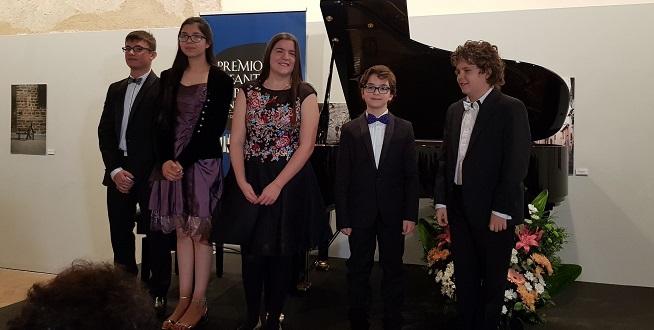 concursos  10 pianistas participan en la Final del 24 Premio Infantil de Piano Santa Cecilia Premio Hazen