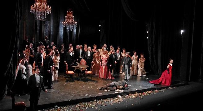 lirica  El Gran Teatre del Liceu reabre esta Navidad con La traviata