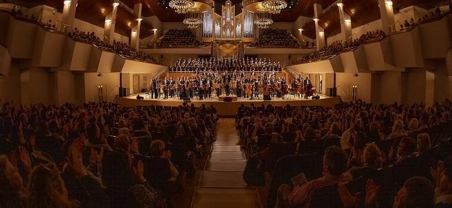clasica  Orquesta Metropolitana, Coro Talía y su directora Silvia Sanz Torre despiden 2020 con el concierto Singing Talía