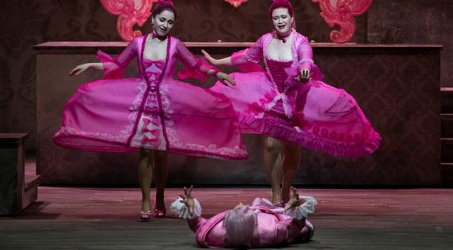 lirica  Les Arts reúne a Carlo Rizzi y Laurent Pelly para su nueva producción de La Cenerentola, de Rossini