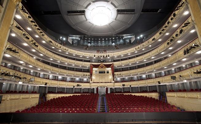 temporadas  El Teatro Real apuesta por los jóvenes