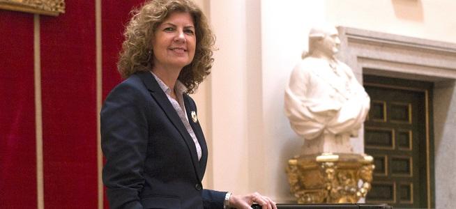 actualidad  Begoña Lolo, directora del CSIPM, primera mujer en la junta directiva de la Academia de Bellas Artes de San Fernando