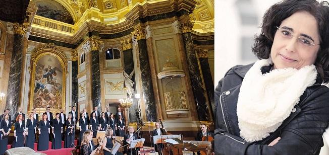 temporadas  El Coro RTVE ofrece el tradicional Concierto de Navidad en la Capilla del Palacio Real